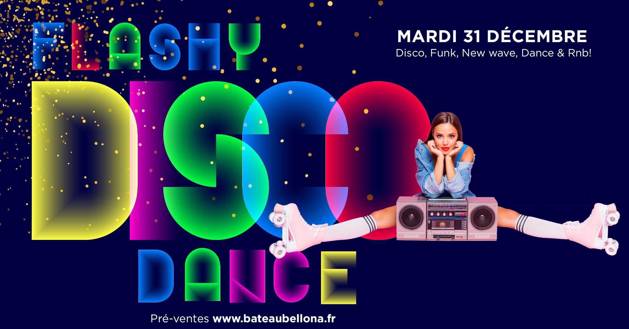 Réveillon du 31 Décembre ⭐️ Flashy Disco Dance ⭐️