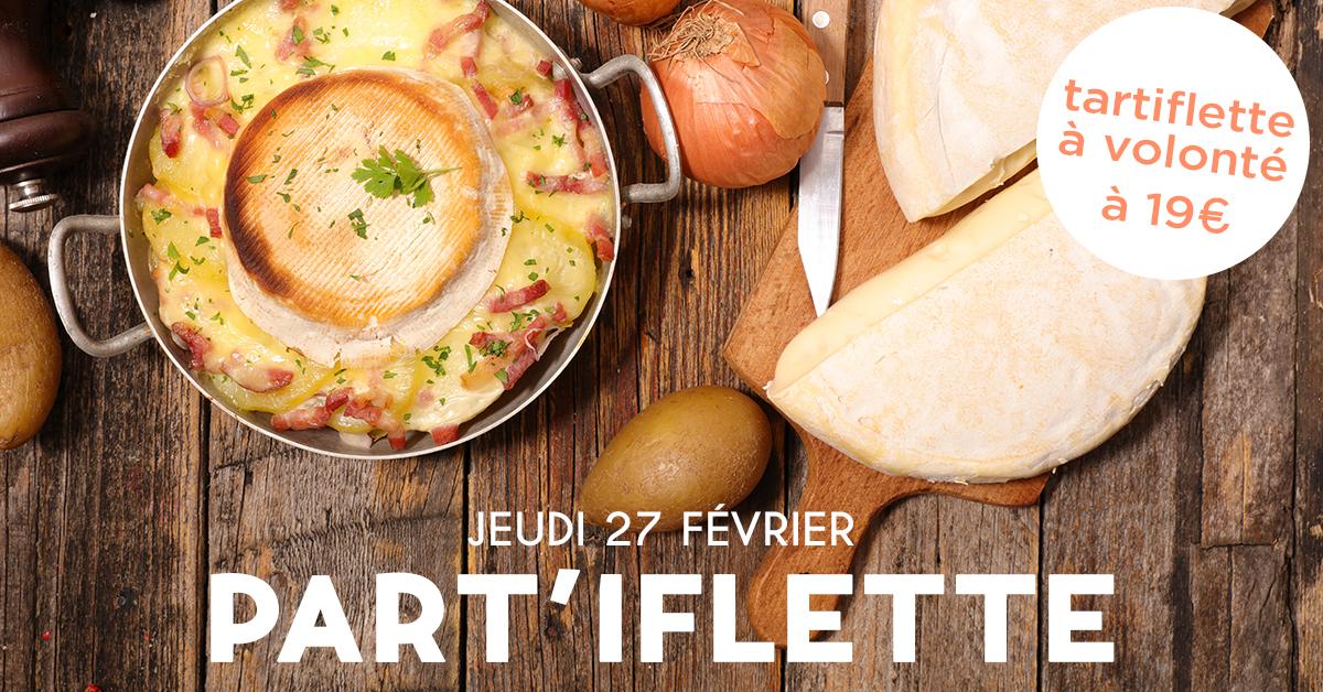 Part'iflette !